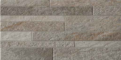 Dlažba Impronta Stone D hnědá 30x60 cm, mat SDM263