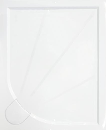 Sprchová vanička obdélníková Siko Limcc 100x80 cm litý mramor SIKOLIMCC10080