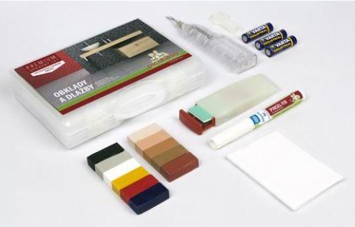 Opravná sada na obklady a dlažby mix barev SIKOOK61457