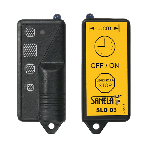 Dálkové ovládání Sanela 07030