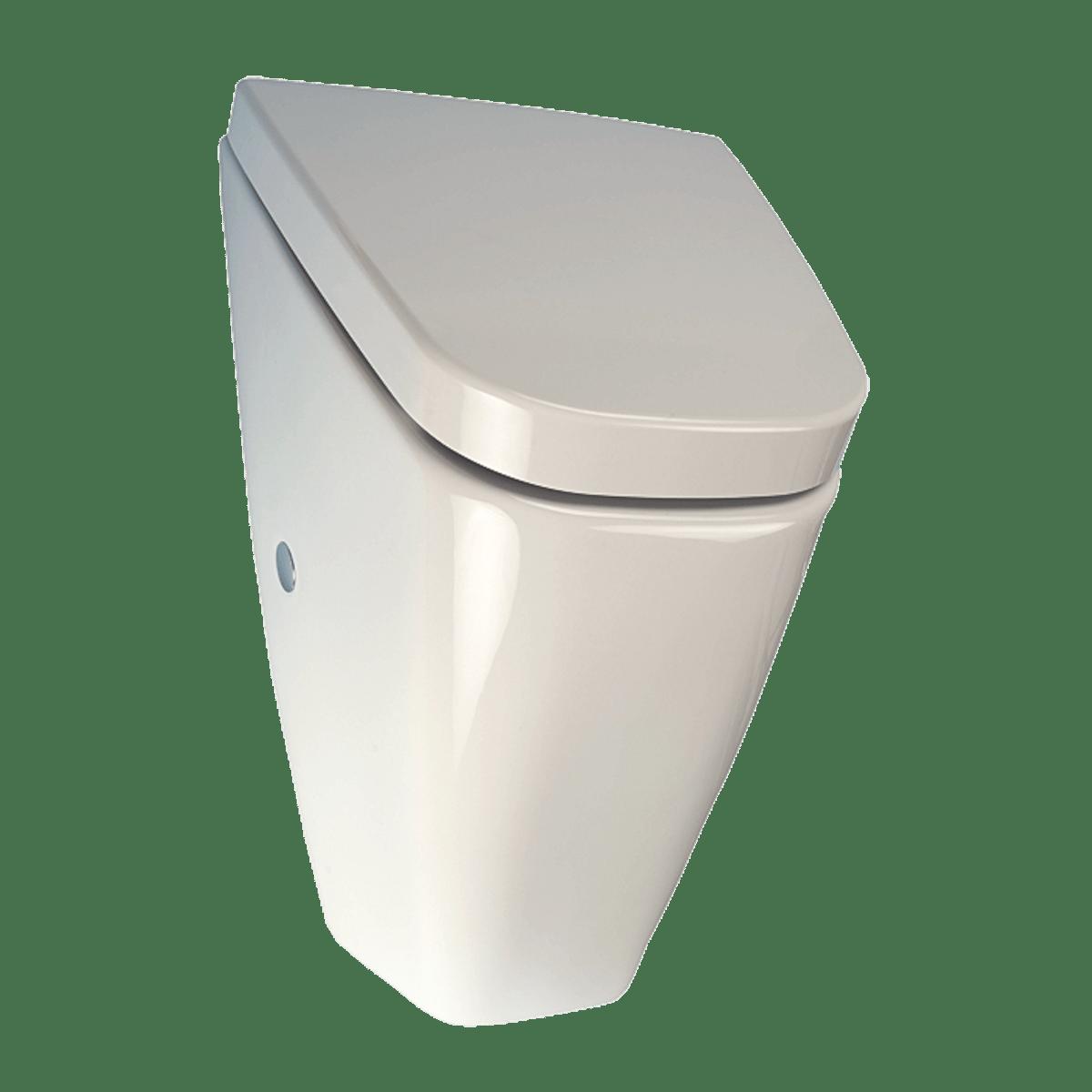 Pisoár se senzorem Sanela zadní odpad 01454