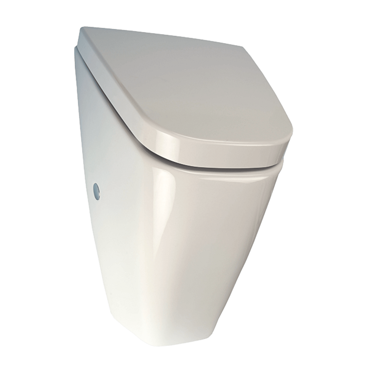 Pisoár se senzorem Sanela zadní odpad 01375