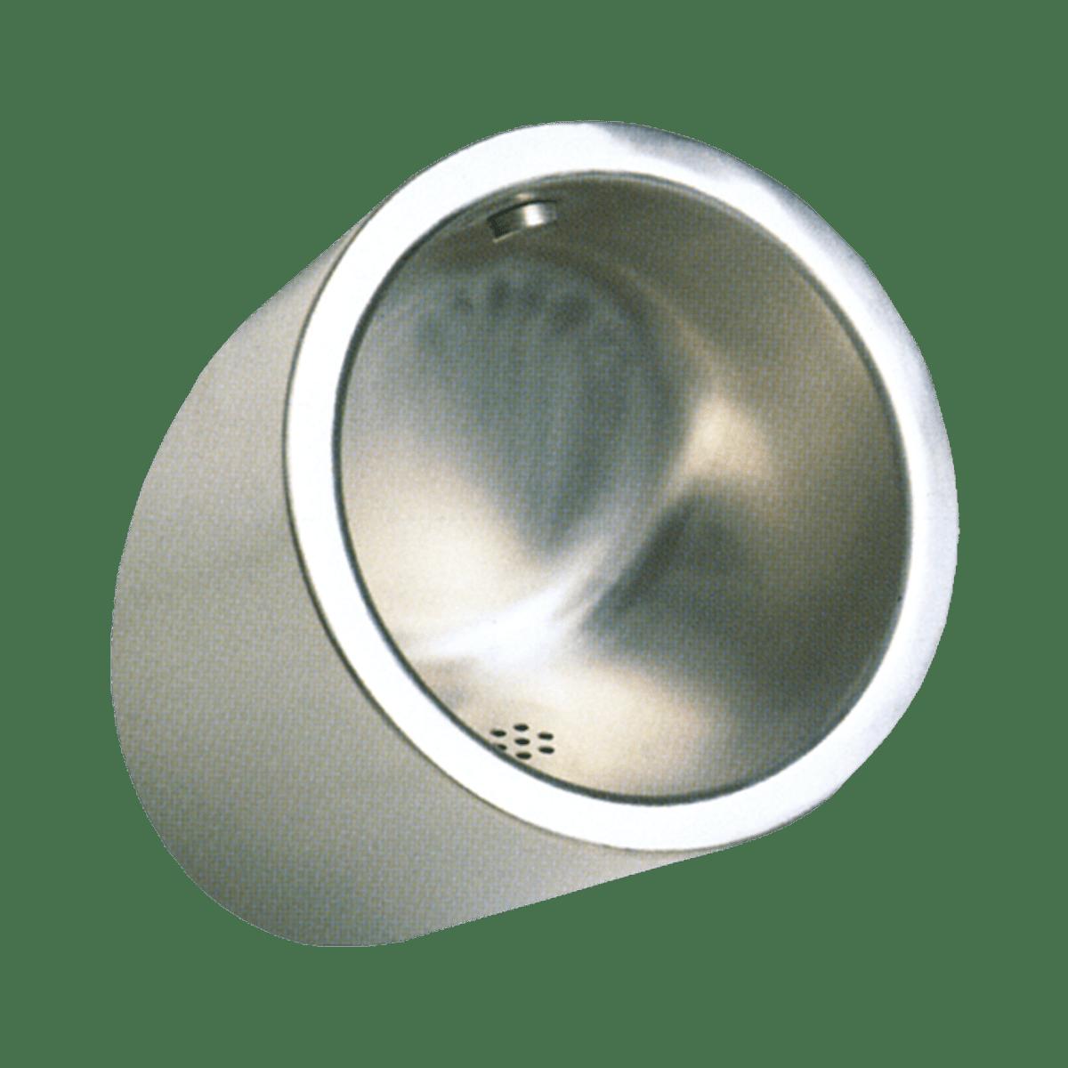 Pisoár se senzorem Sanela nerez mat zadní odpad 91093