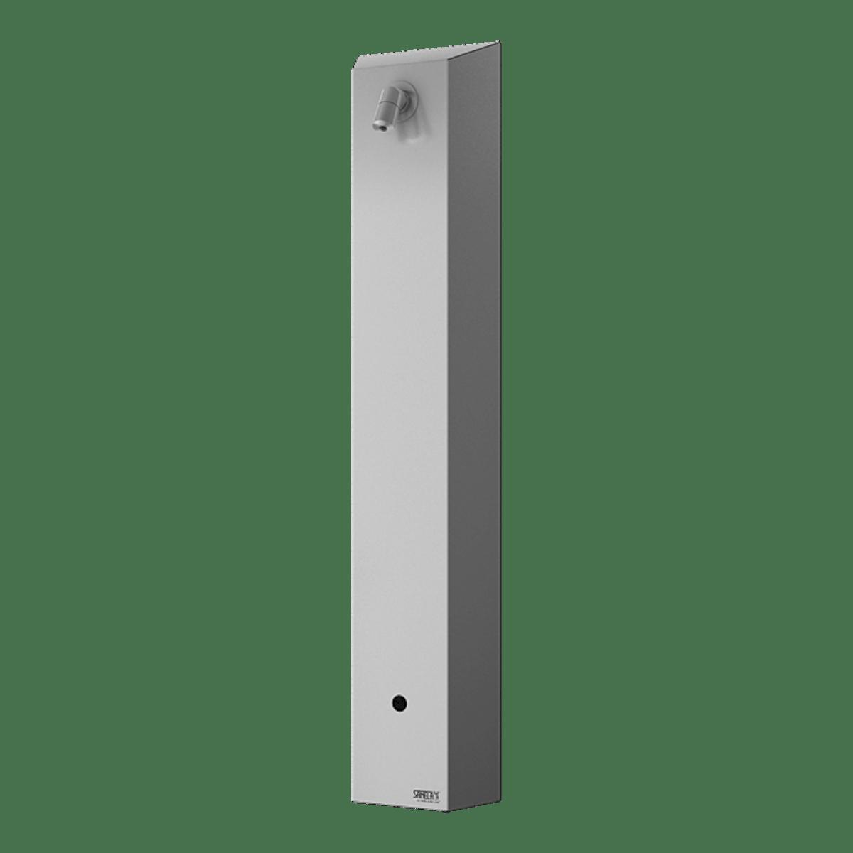 Sprchový panel Sanela na stěnu nerez SLSN01E