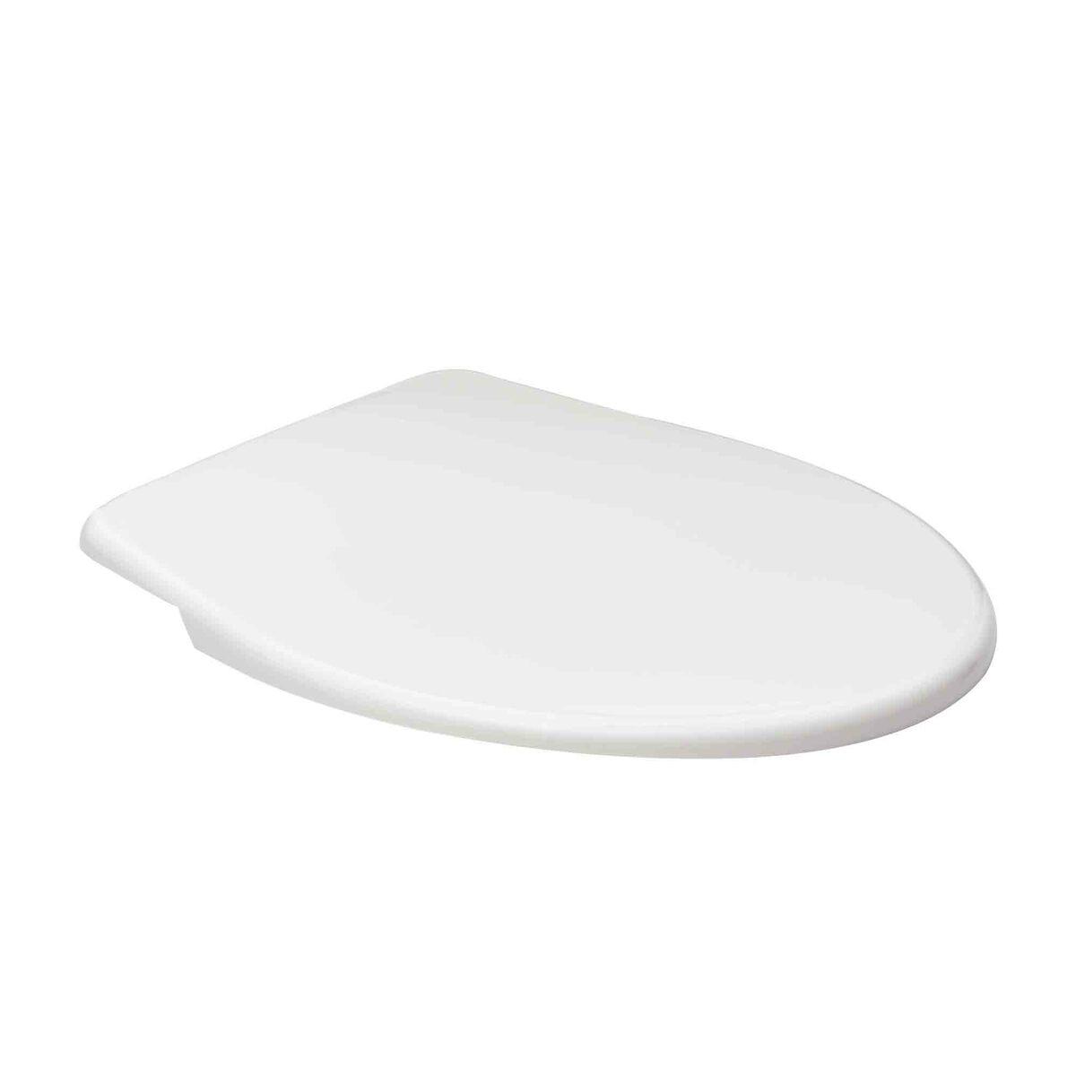 WC prkénko Multi thermoplast bílá 3551