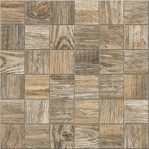 Mozaika Fineza Timber Design ambra 30x30 cm mat TIMDEMOSAM
