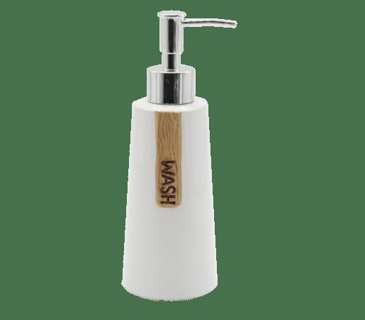 Dávkovač mýdla Optima Tina bílá TIN99