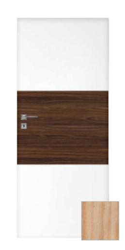 Interiérové dveře NATUREL Vari, 70 cm, pravé, otočné, VARI100J70P