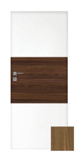 Interiérové dveře NATUREL Vari, 70 cm, pravé, otočné, VARI100OK70P