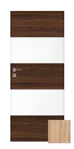 Interiérové dveře NATUREL Vari90, 70 cm, pravé, otočné, VARI90J70P
