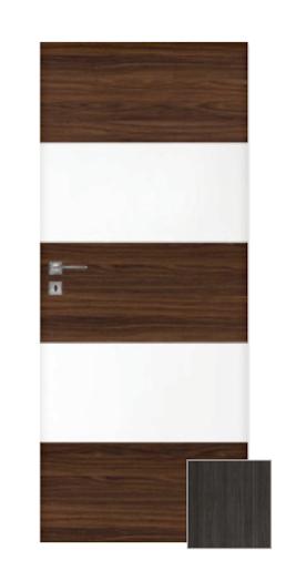 Interiérové dveře NATUREL Vari90, 70 cm, pravé, otočné, VARI90JA70P