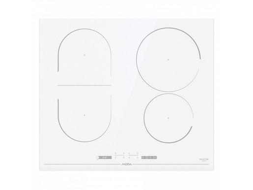 Indukční varná deska Mora bílá VDIT653FFW