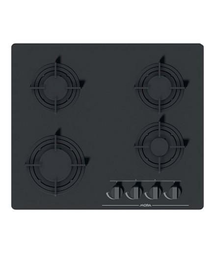 Plynová varná deska Mora černá VDP645GB3