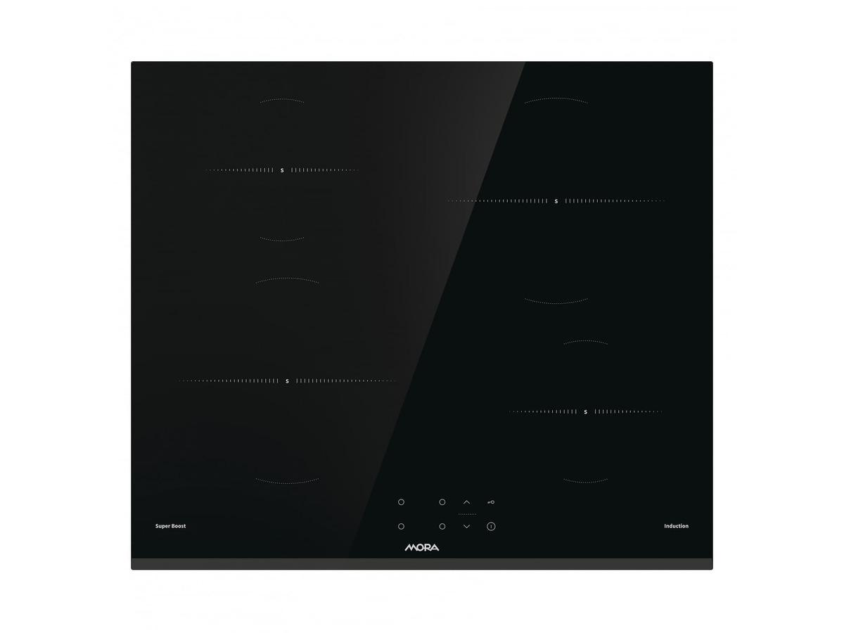 Sklokeramická varná deska Mora černá VDST651C