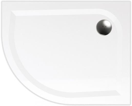 TEIKO sprchová vanička VIRGO 100x80 R55 PRAVÁ 100x80x3 Z139100R96T52001