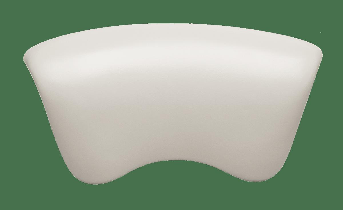 Podhlavník Laguna VPSTANDARDNEW0 - LAGUNA podhlavník standard bílý - VPSTANDARDNEW0