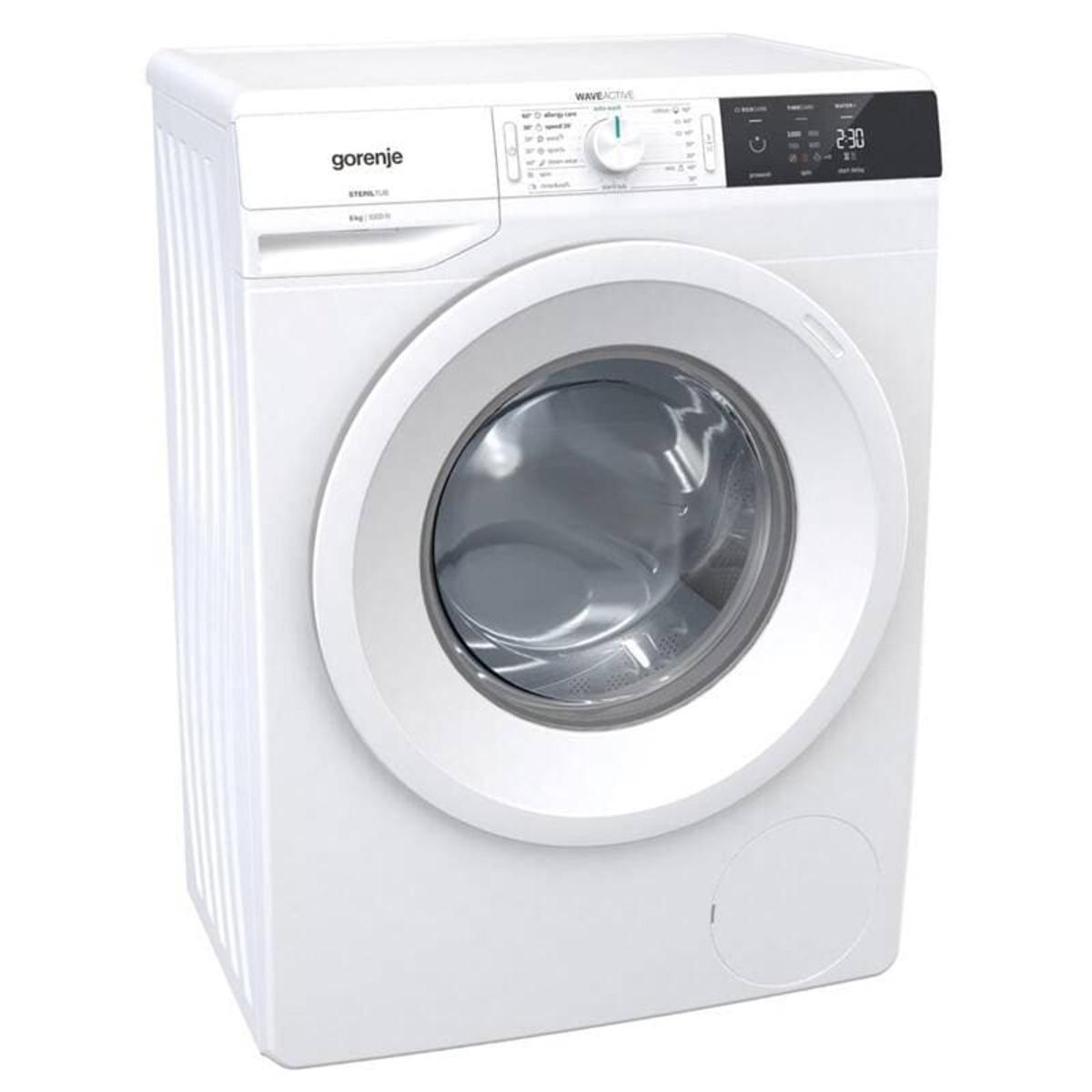 Volně stojící pračka Gorenje bílá WE60S3