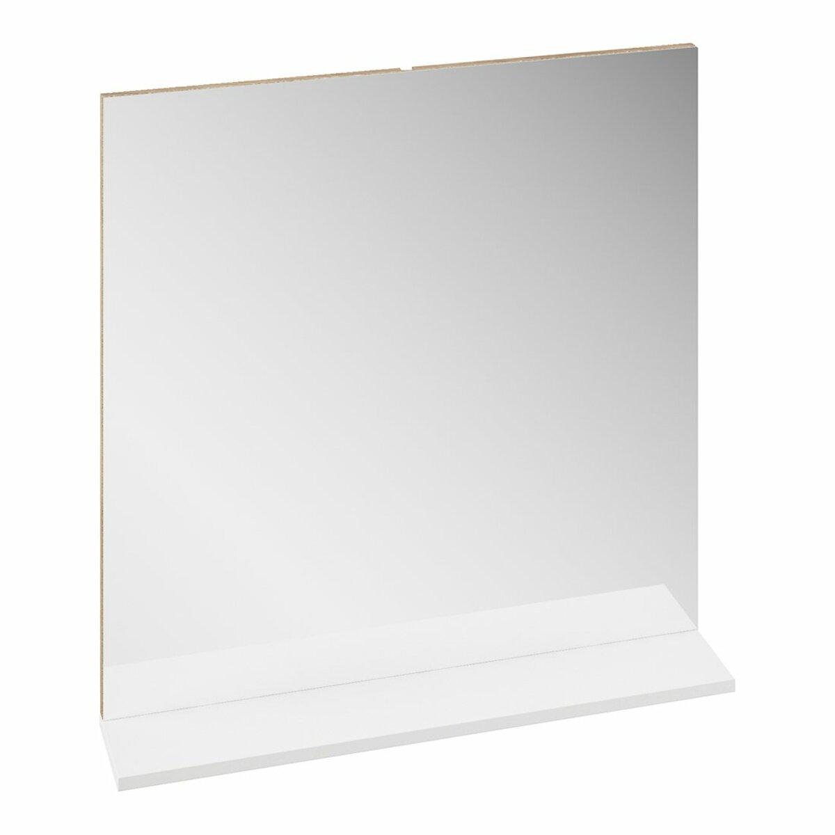 Zrcadlo Ravak Rosa II 76x75 cm cappuccino X000001298