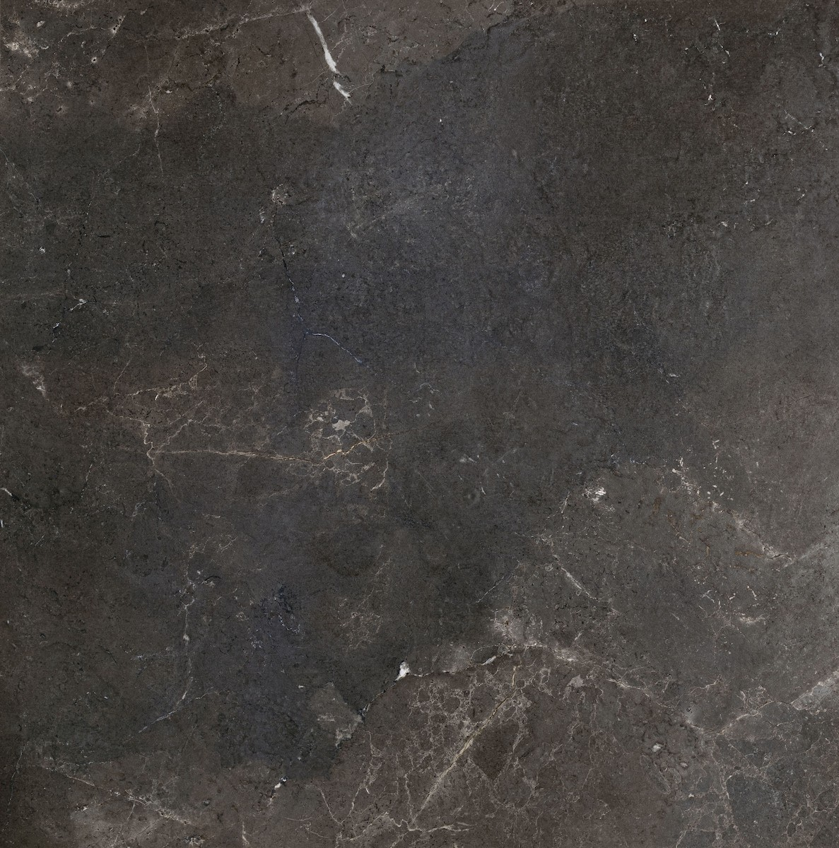Dlažba Porcelaingres Royal Stone black diamond 100x100 cm mat X1010380X6