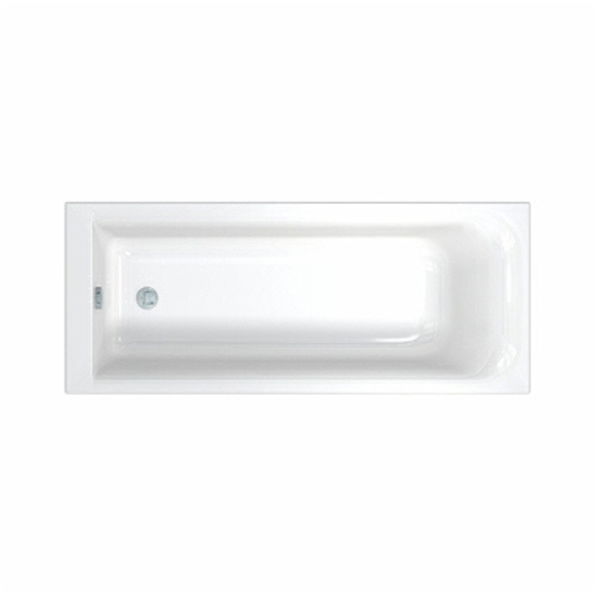 Obdélníková vana Kolo Rekord 150x70 cm akrylát XWP1650000