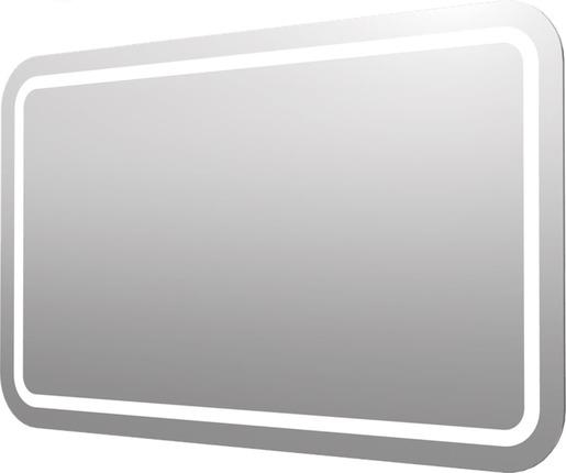 E-shop Zrcadlo s LED osvětlením Naturel Iluxit 120x70 cm ZIL12070KLEDS