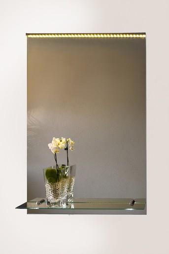 Amirro ORION - a poličkou 70 x 50 cm 901-374