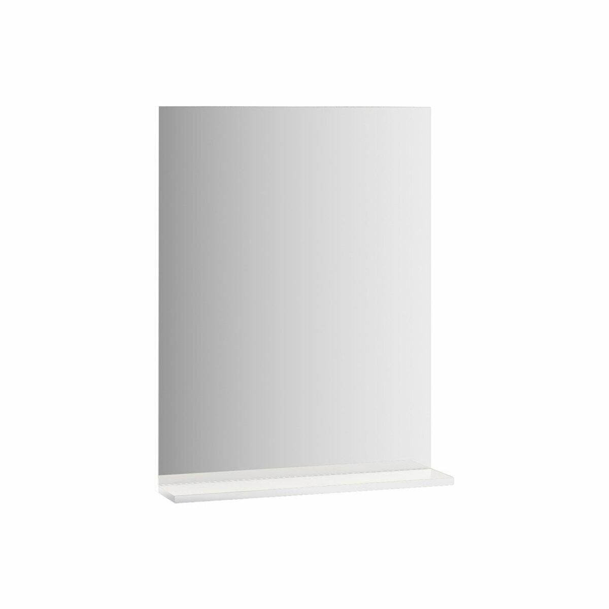 Zrcadlo Ravak Rosa II 60x75 cm bílá X000000930