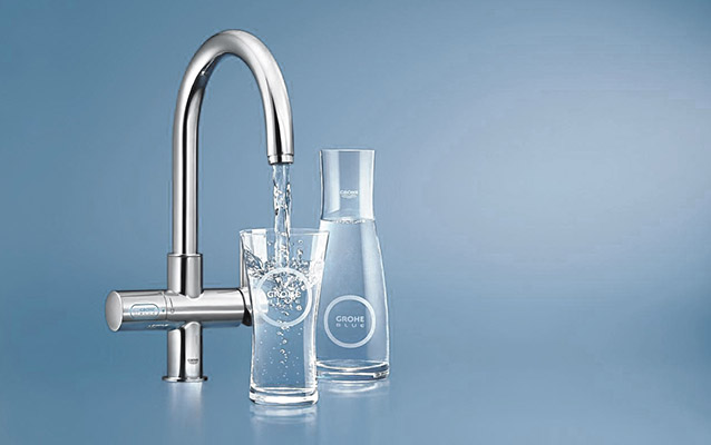 Baterie Grohe Blue