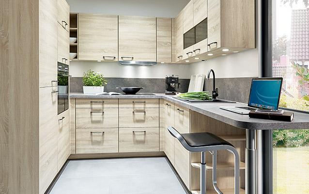 I Malou Kuchyni Proměníte V Dokonale Komfortní Místo Na